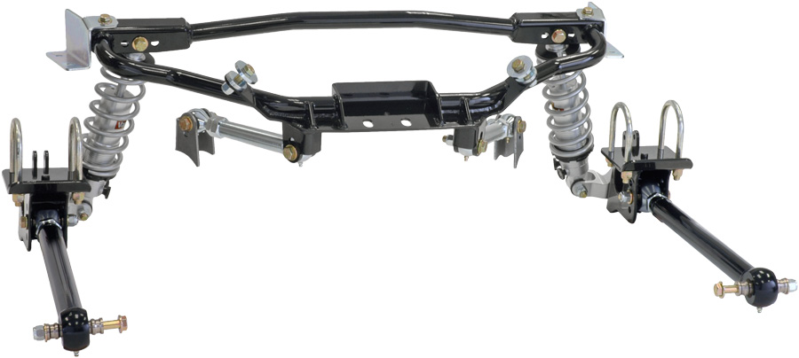 g-Link Rear Suspension System