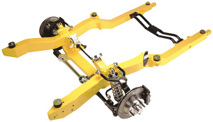 g-Machine Front Subframe