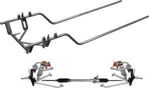 Eliminator II 4-Link Rear Suspension