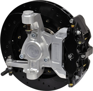"gStreet 14"" and 15"" Brake Kit with 6-piston Radial-Mount Caliper"