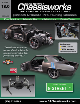 gStreet Pro-Touring Chassis Buyers Guide
