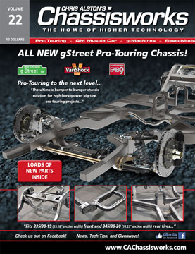 Chassisworks Muscle-Car Product Catalog