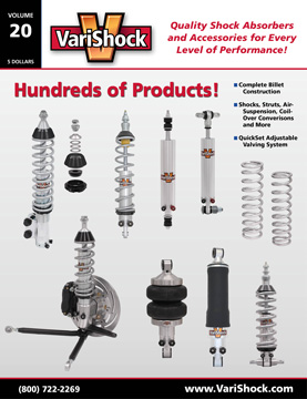 VariShock Product Catalog