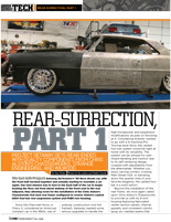 Project Getaway - Rear-Surrection, Part I