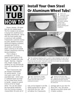 Hot Tub How To