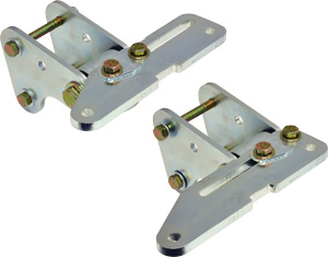 Total Control Products - Adjustable Small-Block Ford Motor Mounts (adjustment range)