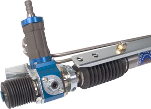 Total Control Products - Rack and Pinion