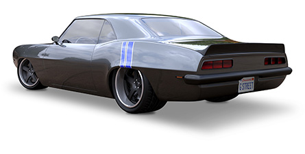 Ultimate Camaro Chassis