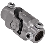 Needle Bearing Universal Joint, Steel - 1-48 x 3/4-36