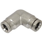 Tube to Tube Union Elbow, 90° - 1/4