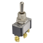 Momentary Toggle Switch, Three Prong (Up, Off, Down)