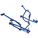 Nova 62-67 (Chevy II) - Bolt-On Front Frame Clip without Suspension (Drag Race Strut System)