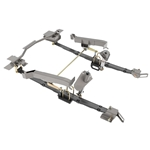 Mustang 64-70 - Mini-Tub Leaf Spring Suspension