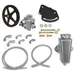 Remote Reservoir Sportsman Power Steering Pump Kit for GM Applications