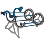 15-DEGREE 15-LB DUAL BOTTLE RACK
