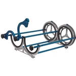 LAY-DOWN 15-LB DUAL BOTTLE RACK