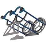 WELD-IN 10-LB DUAL BOTTLE RACK