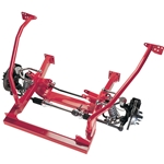 Nova 62-67 (Chevy II) - Bolt-On Front Frame Clip and Suspension (Value System)