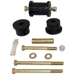 Mustang 64-73 - Leaf-Spring Front Eye Poly Bushing Set
