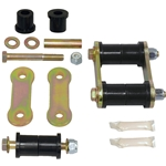 Mustang 64-73 - Leaf-Spring Shackles and Bushing Set