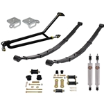 Mustang 64-73 - Leaf Spring Suspension (Stage 5)