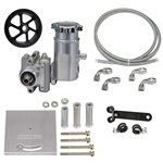 Integral Reservoir Sportsman Pump Kit with Serpentine Pulley - Universal