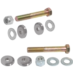 Coil-Over Shock Mounting Hardware (pair) - Spacers for 1-1/4