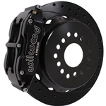 Big Ford Early - Rear Disc Brake Kit with Parking Brake, 13
