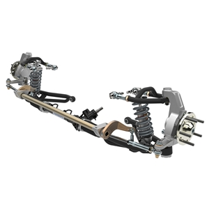 Ultimate Pro-Touring Clip Front Suspension