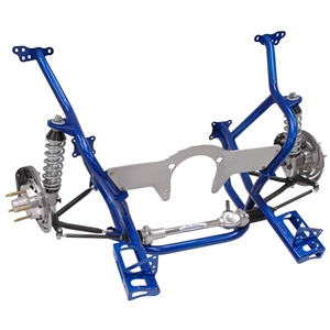 Nova 62-67 (Chevy II) - Bolt-On Front Frame Clip and Suspension (Drag Race Strut System)