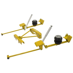 GM 82-03 S10/S15 Truck - Bolt-On 4-Link Cantilever Suspension System