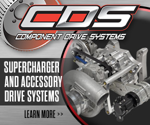 Supercharger and Accessory Drive Systems
