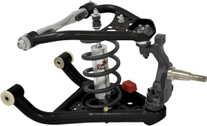 gStreet™ Coil-Spring Suspension