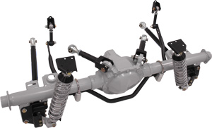 Pro-Touring Rear Control Arms