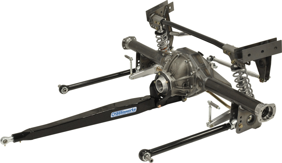 New Chassisworks Torque Arm Rear Suspension - Lateral-g Forums