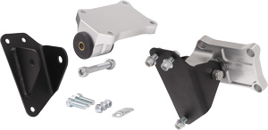 Billet LS-Engine Motor Mount Set