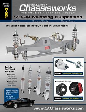 79-04 Mustang Suspension