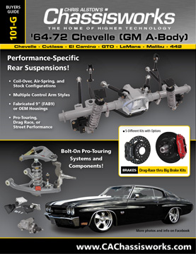 '67-72 Chevelle (GM A-Body) Buyers Guide