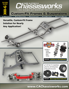 Custom-Fit Frames & Suspensions - Buyers Guide